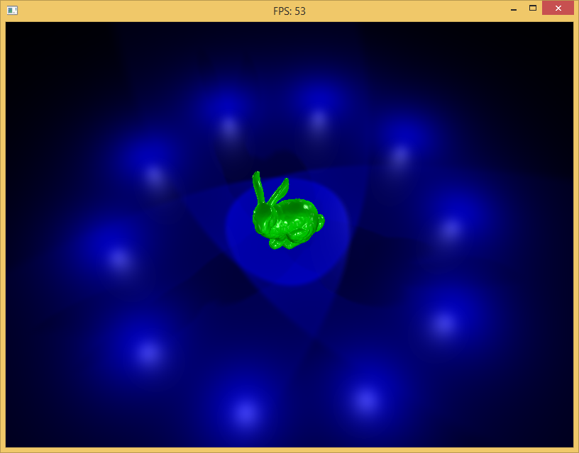 Again, gamma corrected with bunny model instead of sphere.