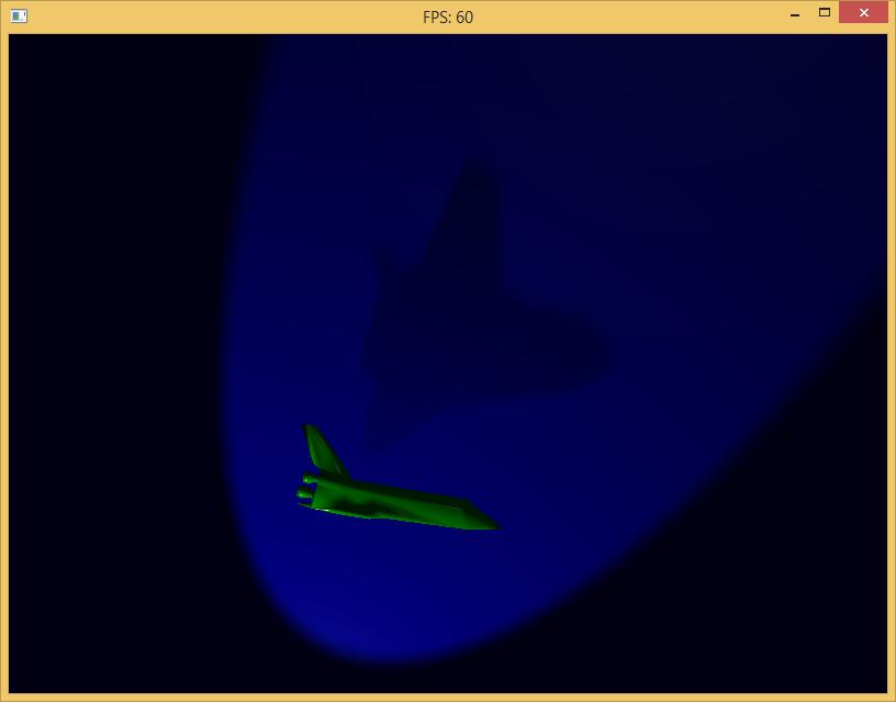 shuttleShadow