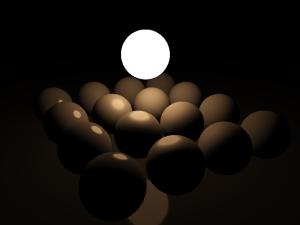 sphereLightSphere